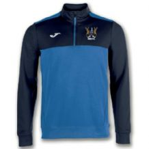 Ards FC Winner Quarter Zip - Royal / Navy